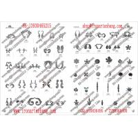 Buy cheap wrought iron fittings product