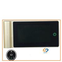 Buy cheap Video Recording Wireless Digital Door Viewer / IR LED Ip Night Vision Door Camera from wholesalers