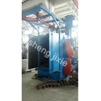 Buy cheap Hook Type Shot Blasting Machine For Machinery Foundry Forging Steel Industry from wholesalers