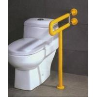 Buy cheap Brushed Surface Bathroom Handrails , 25mm Diameter Handicap Bathroom Grab Bars from wholesalers