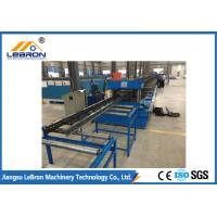 Buy cheap GI And GP Material Cable Tray Roll Forming Machine , Cable Tray Bending Machine from wholesalers