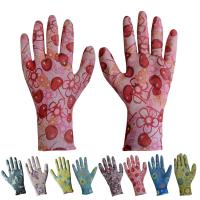 Buy cheap Gardening gloves ,nitrile coated gloves product