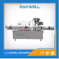 Buy cheap bottle filling machine for perfume,oil,juice,water from wholesalers