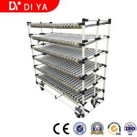 Buy cheap Storage Shelf Metal Rack Storage Shelves DY75 Multi Level With Corrosion Protection from wholesalers