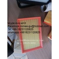 Buy cheap auto car air filter OEM NO. 28113-4H000 for ALFA ROMEO ,AUDI,BMW,CHERY,CHEVROLET,CHRYSLER from wholesalers