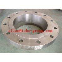 Buy cheap Forged Stainless Steel Flanges ASME B16.5 ASTM A182 F53 SORF Flange DN20 CL150 product
