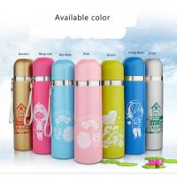 500ml Stainless Steel Vacuum Flask Thermos Travel Mug Stainless Steel Cup