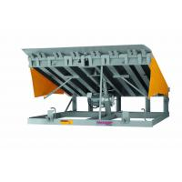 Buy cheap Heavy Duty hydraulic mobile dock leveler 2000 mm length for warehouse dock equipment from wholesalers
