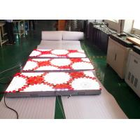 Buy cheap High Definition Indoor Full Color SMD P6 LED Dance Floors Tile Display from wholesalers