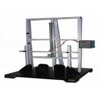 Buy cheap Luggage Pull Rod Fatigue Testing apparatus / wear test equipment 0~30cm/Sec from wholesalers