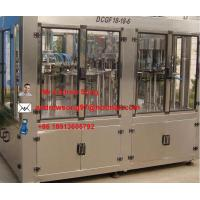 Buy cheap small carbonated drink filling machine from wholesalers