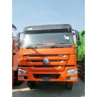 Buy cheap Howo 420hp Second Hand Heavy Vehicles Dump Truck 6 X 4 Right Hand Drive from wholesalers