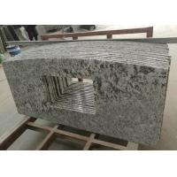 Buy cheap Natural Solid Granite Worktops 2.76g / Cm3 Density 247MPA Compressive Strength from wholesalers