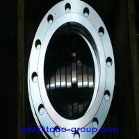 Buy cheap UNS S32750/1.4410 class 600 RF SCH40 ASTM A182 F53 SAF 2507 Weld Neck Flanges 10 inch product