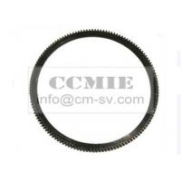 Buy cheap Starter flywheel ring gear CAT Spare Parts for Caterpillar S4K S6K 320D 3306 3304 C9 3408 D342 from wholesalers