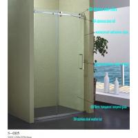 Buy cheap Easy installation tempered glass shower room from wholesalers