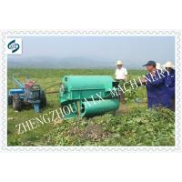 Buy cheap tractor drive peanut picking machine from wholesalers