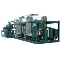 Buy cheap Waste Fuel Engine Oil Purifier/Oil Treatment Machine product