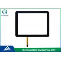Buy cheap Resistance LCD Touch Screen Panel / Touch Panel Screen With 12 inch from wholesalers