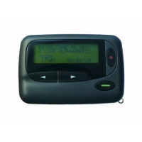 Buy cheap 10uV/m 2400bps 25KHz Coaster Syscall Rechargeable Pager from wholesalers