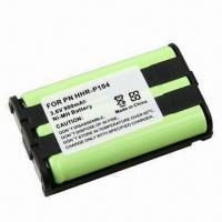Buy cheap Cordless Phone Battery, Ni-Mh AAA 900mAh Rechargeable Battery Pack, 3.6V from wholesalers