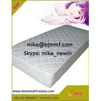 Buy cheap Wholesale 100% cotton cover firm mattress distributors from wholesalers