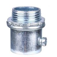 Buy cheap Insulated Type Watertight EMT Conduit Fittings Concrete Tight When Taped from wholesalers