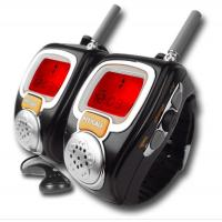 Buy cheap freetalker 8 channel wrist watch walkie talkie pair radios from wholesalers