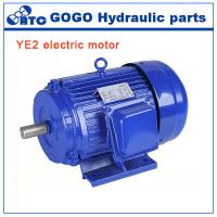 Buy cheap YE2 series three phase asychronoous ac induction electric motor 4 pole cast iron product