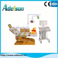 Buy cheap CE and ISO approved kids dental chair,dental unit for children with factroy price from wholesalers