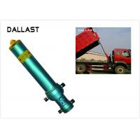 Buy cheap 2/3/4 Stage Parker FC Type Single Acting Hydraulic Cylinder For Vehicles from wholesalers