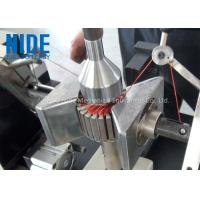Buy cheap Semi - Auto Armature Coil Winding Machine For Slot Motor Wire Winding from wholesalers