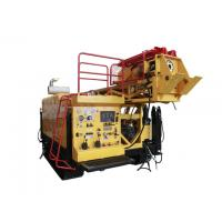 Buy cheap 127kN Pull Diamond Drilling Rig , Hydraulic Core Drill Machine CSD1300G from wholesalers