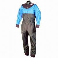 Buy cheap Scuba diving drysuit with professional stage from wholesalers