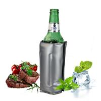 Buy cheap gel ice pack bottle chiller , reusable gel Wine Chiller, gel ice pack for bottle cooling Premium quality customized logo from wholesalers