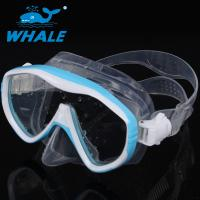 Buy cheap Low Profile Professional No Fog Dive Mask from wholesalers