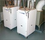 Buy cheap ground source heat pump R410A CE,RoHS approval,Ground source heat pump / Water to water heat pump,Geothermal ground source heat from wholesalers