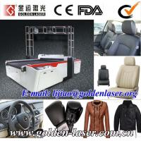 Buy cheap Natural leather pattern cutting machine lasers from wholesalers