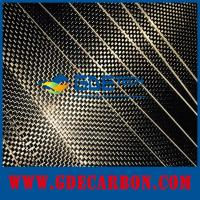Buy cheap Customized High Glossy Carbon Fiber Sheet 3K Twill/Plain from wholesalers