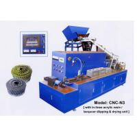 Buy cheap High Capacity High Performance Wire Colloted Nail Machine Exported to Mexcio from wholesalers