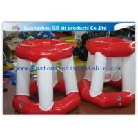 Buy cheap Floating Basketball Hoop Inflatable Water Game for Outdoor Shooting Toys product