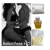 Buy cheap Positive Body builder Anti Estrogen Steroids Raloxifene Hydrochloride 82640-04-8 from wholesalers
