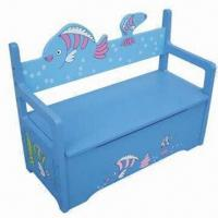 Buy cheap Wooden Toy Box with MDF and Non-toxic Paint from wholesalers