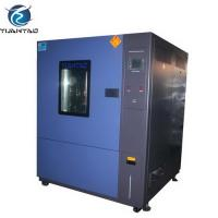 Buy cheap Air Cooling Programmable Temperature Humidity Test Chamber / Stability Testing Equipment product