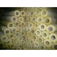 Buy cheap Mowco Rock Wool (Mineral Wool) Pipe Cover/ Sections from wholesalers
