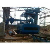 Buy cheap Industrial Shot Blasting Machine For Steel Sheet Corrosion Resistant Pretreatment from wholesalers