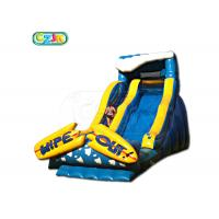 Buy cheap Sport Giant Inflatable Slide Durable Wet Dry Bounce House Slide For Park Districts from wholesalers
