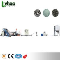 Buy cheap Special Screw Design Plastic Garbage Recycling Machine Plastic Recycling Unit from wholesalers
