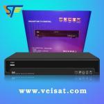 Buy cheap RS232 Port DVB EN300743 / EBU Az America S810b Satellite Receiver DVB-S in stock  from wholesalers