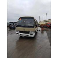 Buy cheap used cars second hand japanese Coaster 30 Seater Bus Left Hand Drive 100% Original Japan Used Coaster Mini Bus for Sale from wholesalers